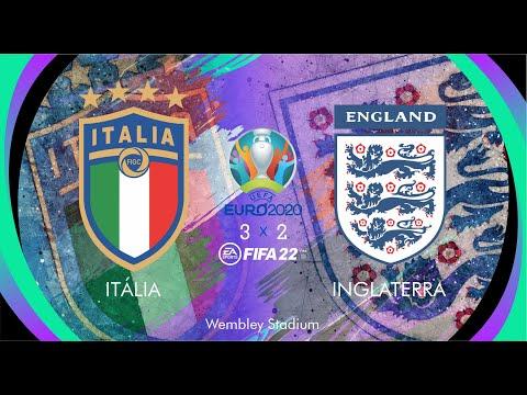ITÁLIA X INGLATERRA - FINAL UEFA EURO 2020 - STATION WEMBLEY