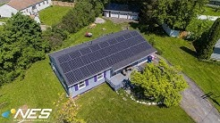 Solar Installation in Liverpool, NY