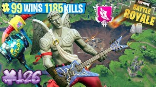 🔴 FORTNITE LV.60 NEW SKIN VENTURION!!! | WIN 10TH BATTLE PASS GAME WITH ALL!!!
