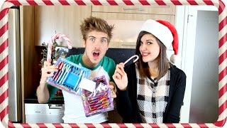 CANDY CANE CHALLENGE WITH JOEY GRACEFFA