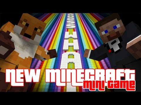 GUESS WHAT! - - A NEW MINECRAFT MINI GAME