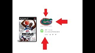 Playing As the Gators |  NCAA March Madness 2005 Ep.2