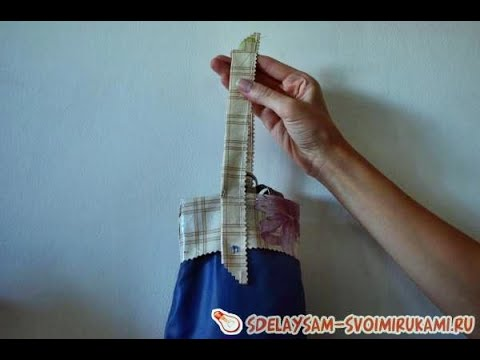 Как сшить чехол для шампуров из старых джинсов