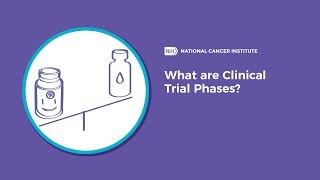Clinical trials phases - video in
