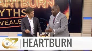 What Causes Your Heartburn?