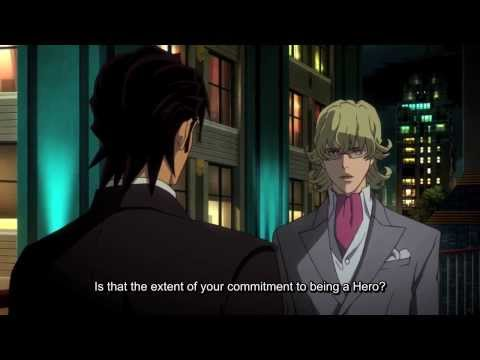 TIGER & BUNNY The Movie - The Rising - OFFICIAL Trailer [SUBTITLED]