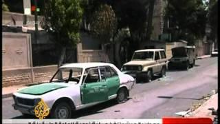 Syrian Army Cracks Down On Hama