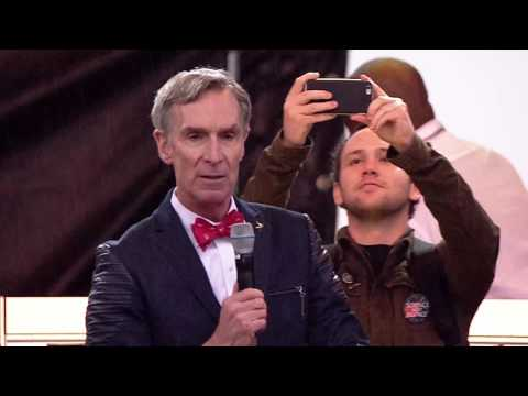Thumbnail: March for Science Earth Day 2017 Speaker - Bill Nye