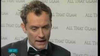 Интервью с Джудом Лоу (Interview with Jude Law)