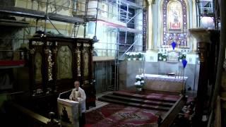 Misje parafialne - Limanowa 2016 - Piątek kazanie dla młodzieży