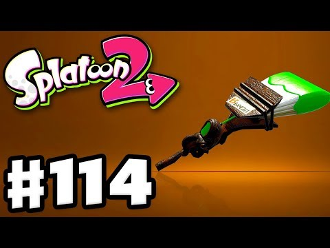 Octobrush Nouveau! - Splatoon 2 - Gameplay Walkthrough Part 114 (Nintendo Switch)