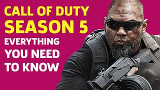 Call Of Duty Season 5: Everything You Need To Know In Under 3 Minutes