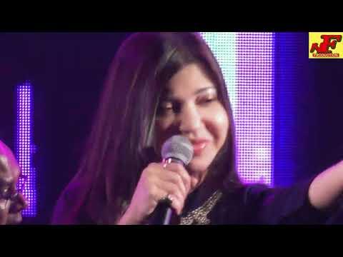 DEKHA HAI PEHLI BAAR (ALKA YAGNIK LIVE PERFORMANCE)