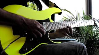 """""""For the love of god"""" guitar cover by Mr.  VAI"""