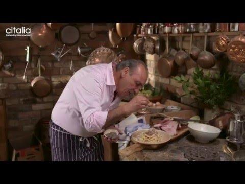 Gennaro Contaldo's Authentic Italian Spaghetti Carbonara | Citalia