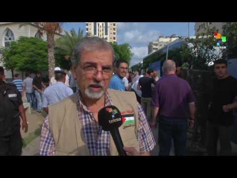 Palestine: 40,000 Stranded Outside The Gaza Strip