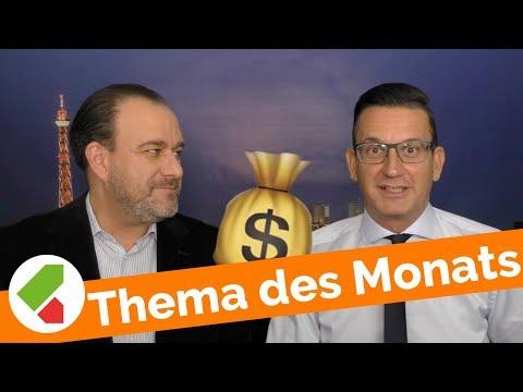 Dividenden - eine Auswahl der besten Anlageprodukte | Thema des Monats | echtgeld.tv (25.01.2018)
