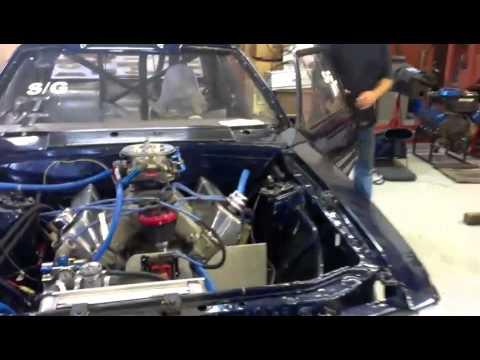 C3 Yates headed 427CI motor