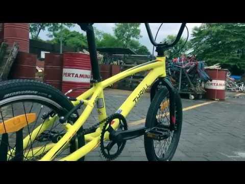 Thrill Fiery2 0 - Yellow