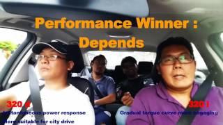 Autophiles Specials: BMW 320i vs 320d