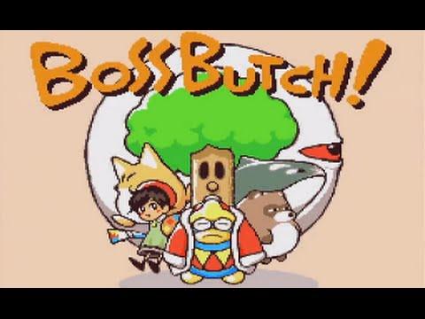 Kirby\'s Dream Land 3 *Boss Butch*