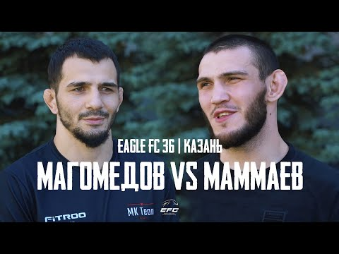 Расул Маммаев VS Шамидхан Магомедов | Фильм-Интервью | Eagle FC 36