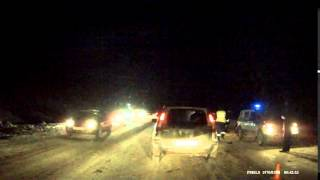 Восточный обход авария 13.11.2015