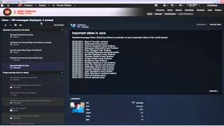 Football Manager 2013   Arsenal Let's Play S02 E01