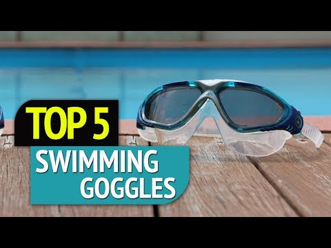 TOP 5: Swimming Goggles