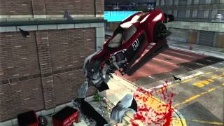 Carmageddon: Reincarnation Gameplay Trailer 4