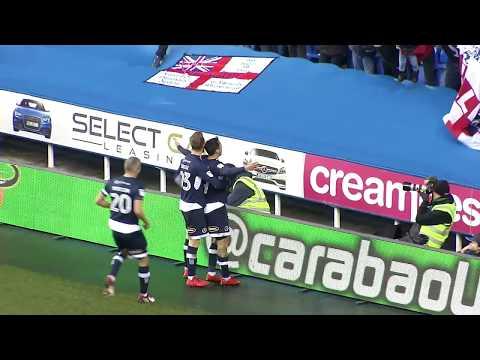 Highlights | Reading 0-2 Millwall