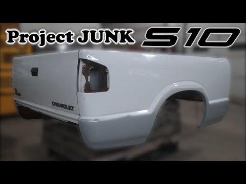 "Project JUNK S10 ""New Bed Prep"""