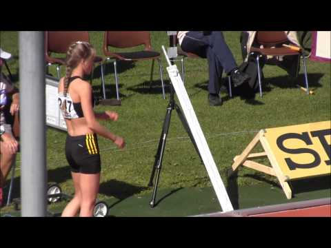 Kvinner 800 meter senior NM Tønsberg 2013