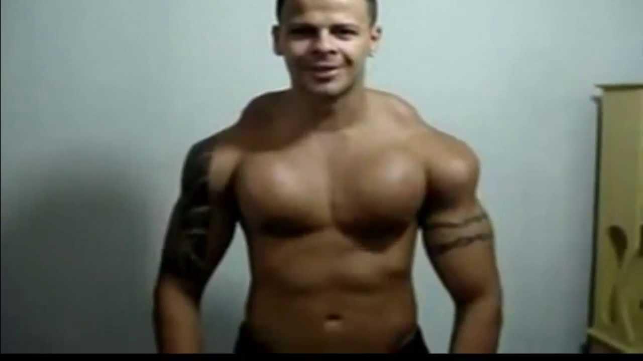 breasts Bodybuilders huge