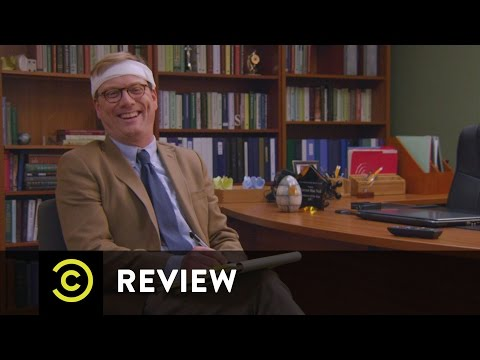 Conquering the Fear of Public Speaking - Review - Comedy Central