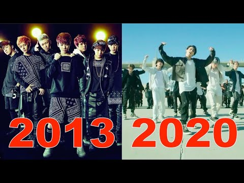 BTS TITLE TRACKS // 2013-2020 BTS的主打歌歷程 // 2013-2020 from YouTube · Duration:  15 minutes 13 seconds
