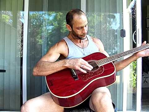 Broken Guitar Blues, by, Chef John aka THOR