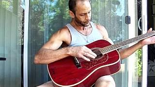 Broken Guitar Blues, by, Chef John aka THOR