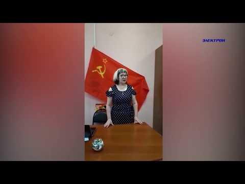 """В Крымске пожилым людям выдали """"пенсии"""" советскими рублями."""