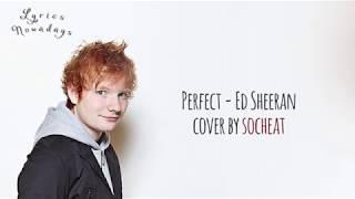 Lyrics Perfect Ed Sheeran Indonesia Translation