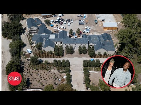 Kim Kardashian's Home is Now Worth $60,000,000 | Daily Celebrity News | Splash TV