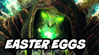 Warcraft Movie Review and Easter Eggs