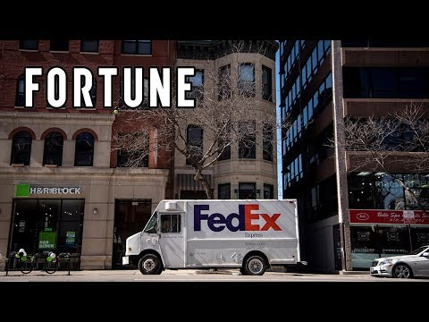 FedEx Has Gotten a Few Upgrades to Take On E-Commerce I Fortune