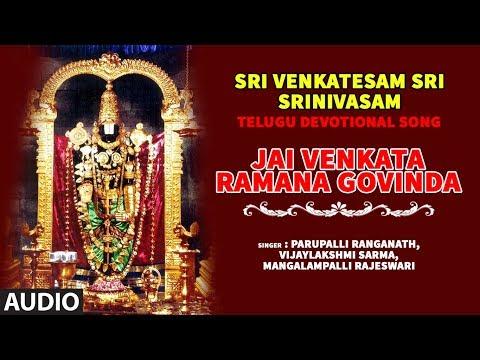 Lord Venkateswara Telugu Song► Jai Venkata Ramana Govinda || Sri Venkatesam Sri Srinivasam
