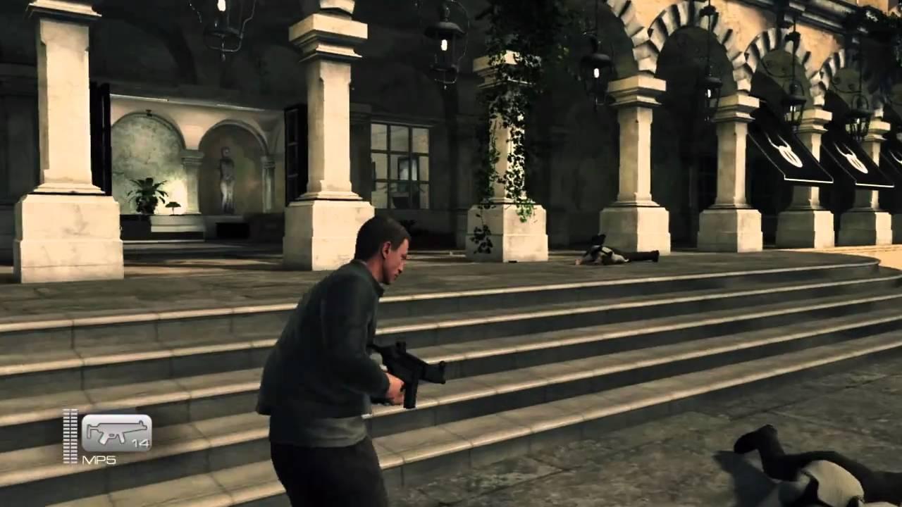 James Bond 007 Blood Stone Ps3 Youtube