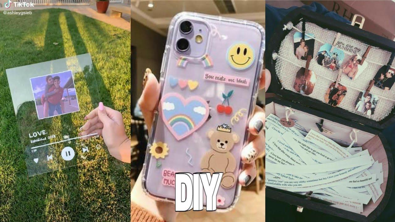 Download DIY|crafts tik toks that I have saved on my phone
