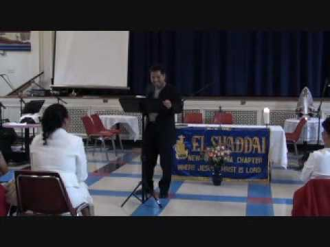 El Shaddai New York Chapter BCM part 4