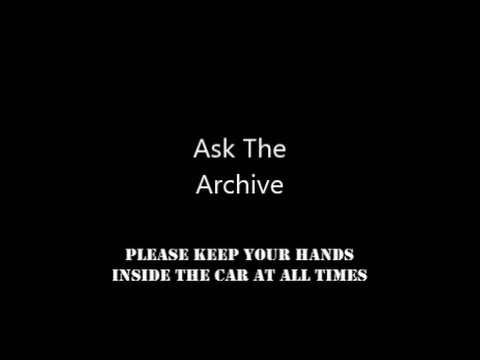 Ask The Archive (LIVE - The Inferior Sequel) (6/27/2014)