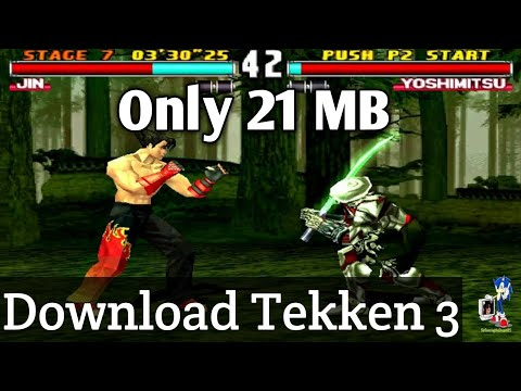 How To Download Tekken 3 For Android Mobile