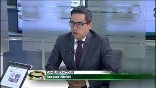 Daniel Betancourt analizó las últimas medidas tomadas por Seniat  1-2